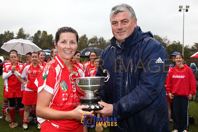 Glenealy Senior Camogie Final 2011