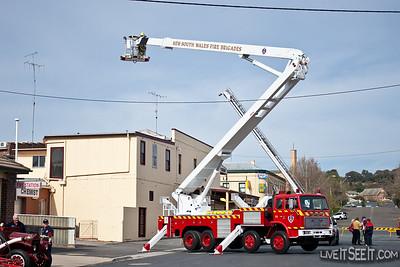 NSWFB/FRNSW Aerial Appliances