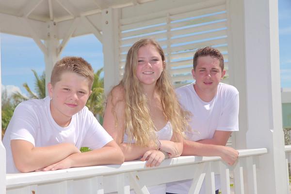 Wendy & Family | Vacation Session | Exuma Bahamas
