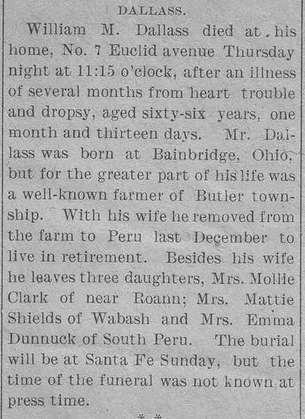 Newspaper Clippings - William Dallas - Obituary.jpg