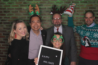 12/04/18 - Deloitte IRM's Holiday Party