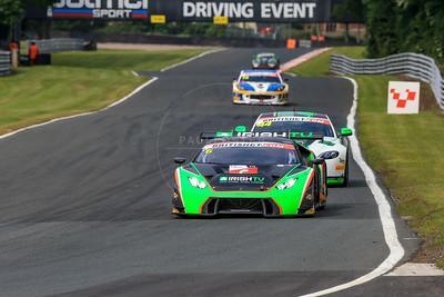 2016 British GT Championship - Oulton Park