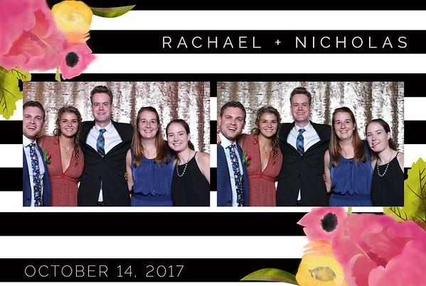Rachael & Nicholas