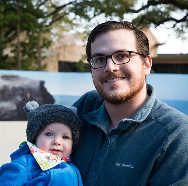 Truman's First Zoo Trip