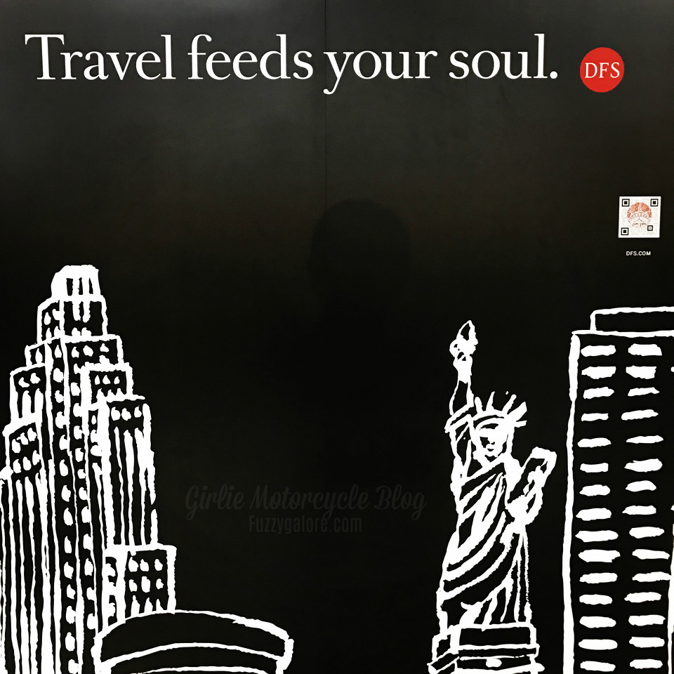 travel feeds your soul sign at jfk