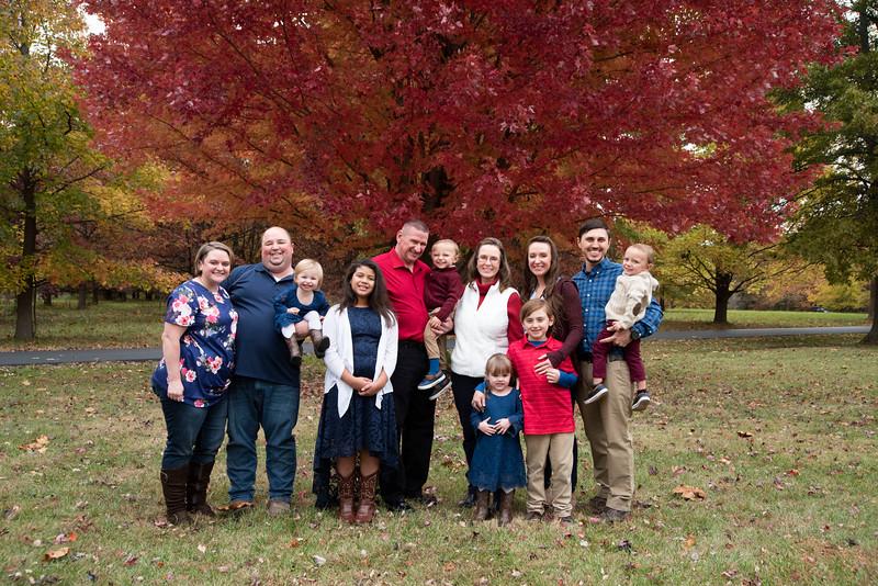 Beatty Family Fall 2020