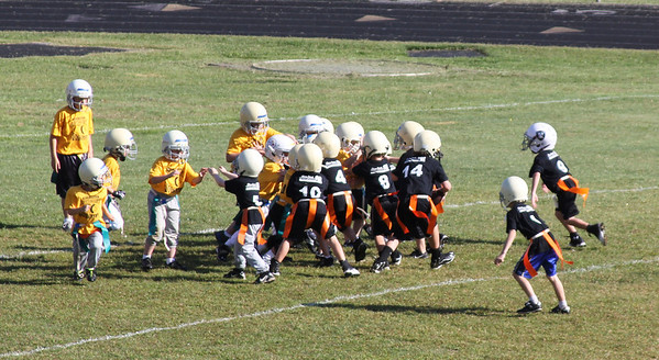 Flag Football - Raiders