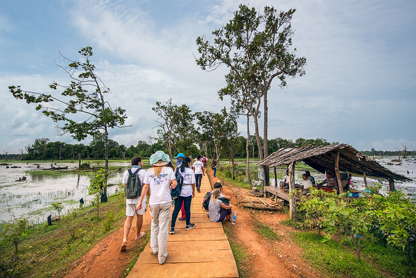 WHV Angkor - Water Management