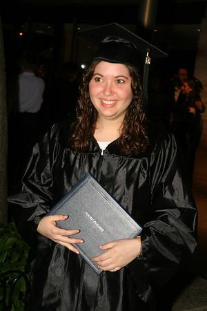 Miriam's College Graduation