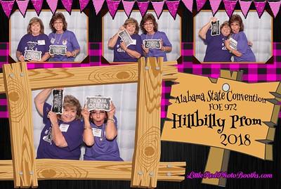 Eagles Hillbilly Prom 2018
