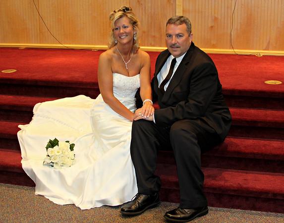 Langston Wedding - July 29, 20012