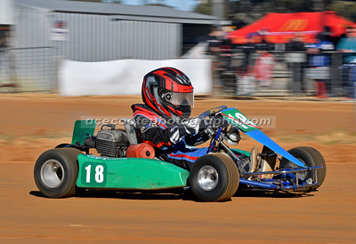 Rookie: ALL Heats - 30/05/2021 Lucindale