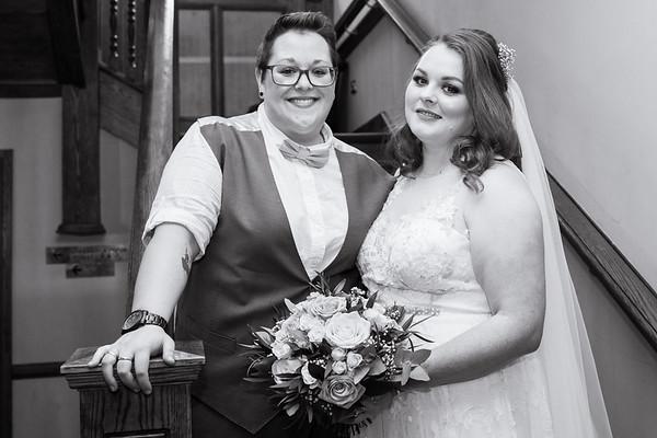 Wedding of Heather & Lauren