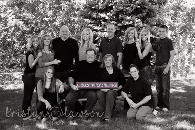 Ausenbaugh Family 2013