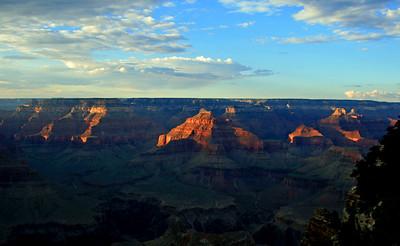 Grand Canyon: Sunset at Hopi Point