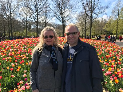 """Cruise # 52- """"Tulip Time"""" River Cruise in Holland & Belgium Onboard """"Avalon Luminary""""- April, 2017"""