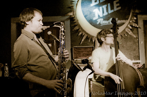 Illuminasti Trio - Blue Nile 1/15/11