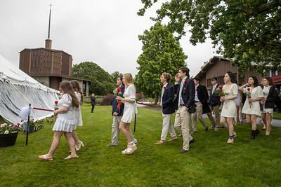 Portsmouth Abbey Graduation 2021