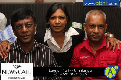 Newscafe - 28th Nov 2009