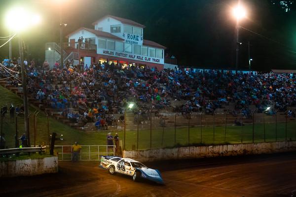 Rome Speedway (GA) 10/10