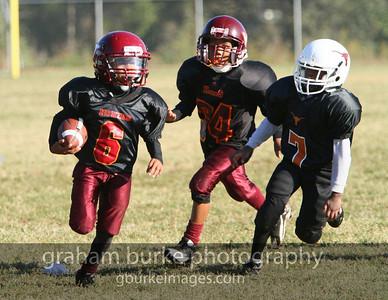 Junior Hokies Football - Semi Final Game