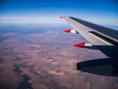 Budapest The flight