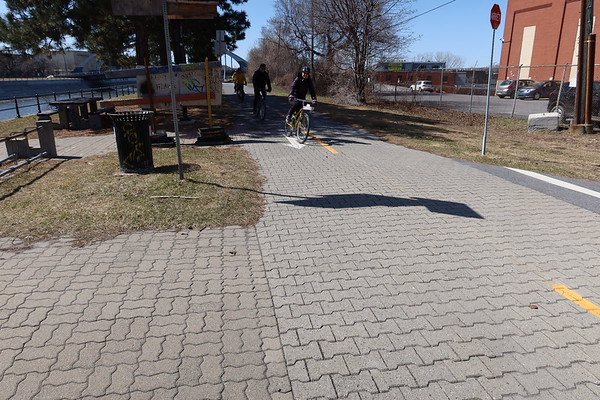 03 April 2921 Lachine Canal Approaches