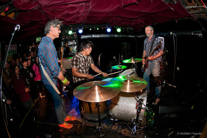 Mike Wat and The Missingmen Larimer Lounge Denver, CO  April 22, 2011