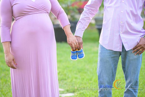 Anita Maternity Photoshoot