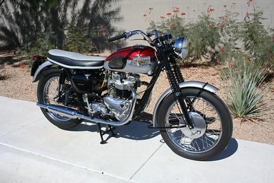 1962 Triumph TR6SS (CA)