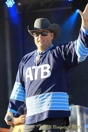 August 29, 2020 - Gord Bamford Drive-In For Mental Health at Edmonton Expo Centre