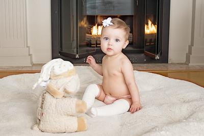 Gigi is 7 months old