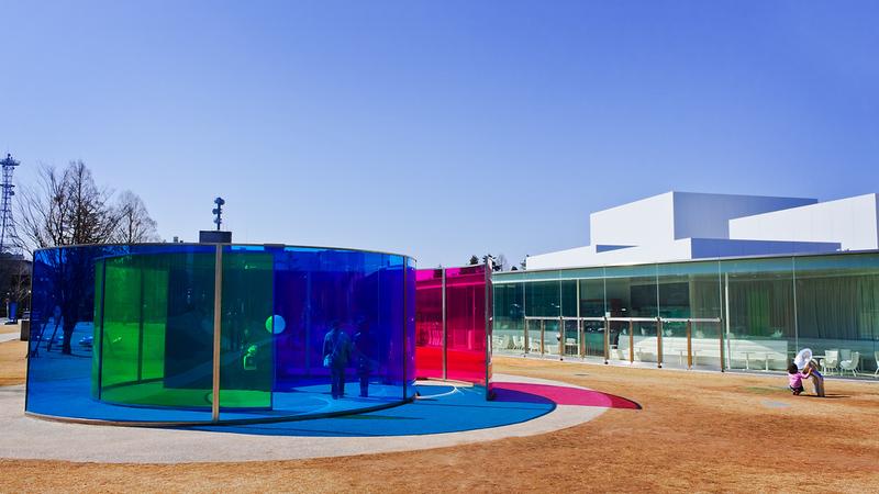 21st Century Museum of Contemporary Art. Editorial credit: cowardlion / Shutterstock.com