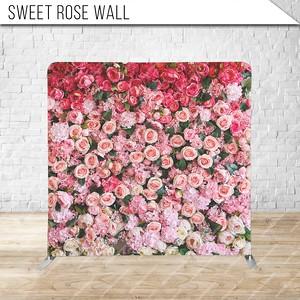 SWEET ROSE WALL
