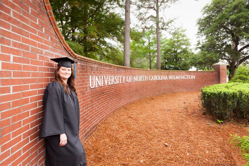 UNCW Graduation 2016