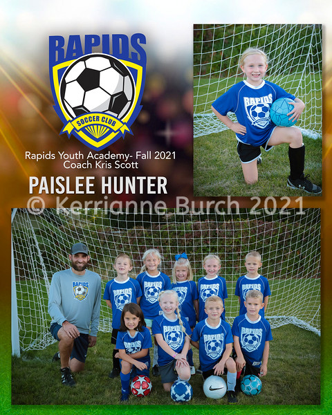 Rapids Youth Soccer Fall 2021
