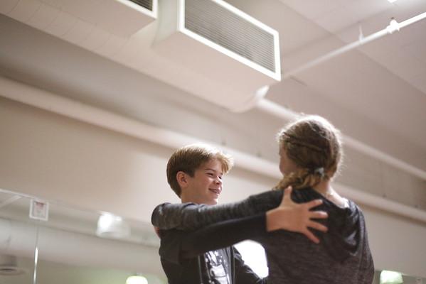 2015 7th Grade Dance with Anita Kuroiwa by Rachel Godbe
