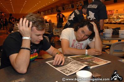 Punk Rock Bowling - Day 3 Bowling Action - Las Vegas, NV - May 9, 2010