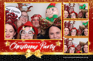 East Horton Christmas Party - Friday 20th December 2019