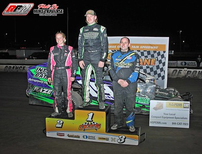 Orange County Fair Speedway - 5/8/21 - Mike Traverse