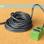 SKU: AE-SWITCH/MAGNET/N, Generic N.O. PNP Magnetic Proximity Limit Switch (PNP NO) TruCUT-Lite Laser
