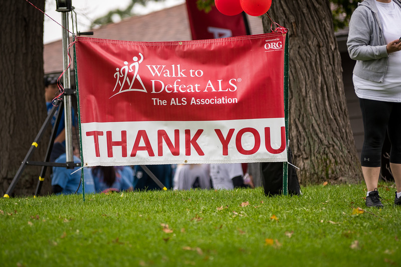 The Walk to Defeat ALS 2016