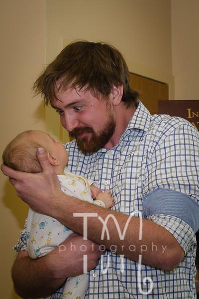 McCoy & Crew Baptism | 042416