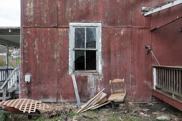 2004 Abandoned House