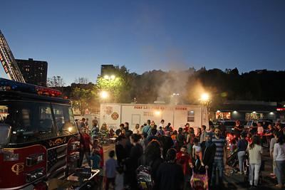East Bergen Fire Prevention Night 10-10-17