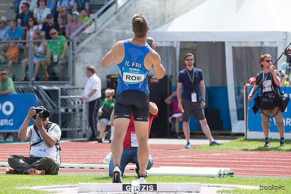 Hypomeeting Götzis 2018, Decathlon Shot Put
