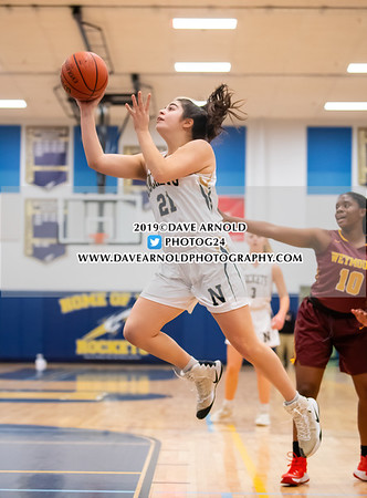 1/7/2020 - Girls Varsity Basketball - Weymouth vs Needham