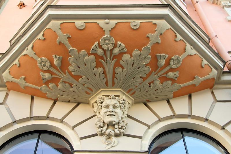 Art Nouveau -Riga, Latvia