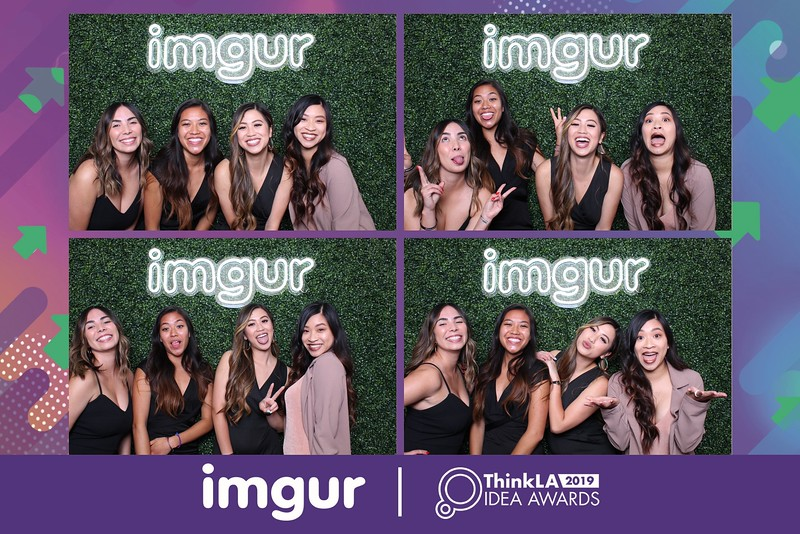 Imgur ThinkLA Idea Awards AfterParty (GIF Booth)