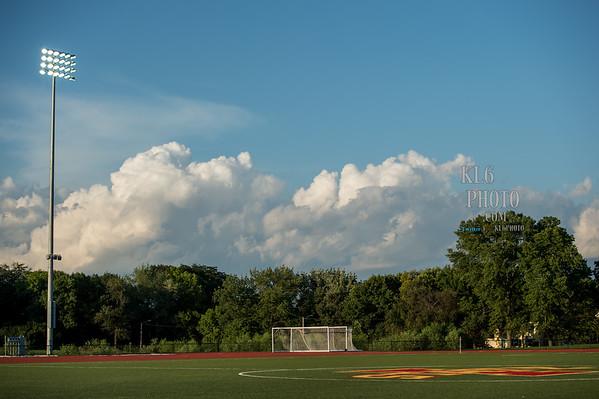ISU Soccer vs Mississippi State 08/13/16